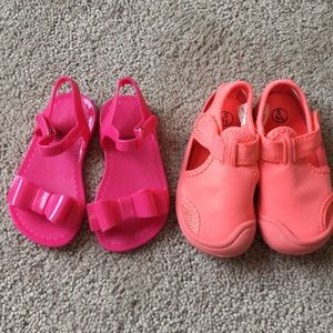 Water Shoes | Lot 2 Pairs